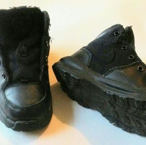 Nike Manoa Leather Size 9C Toddler Sneaker Boot